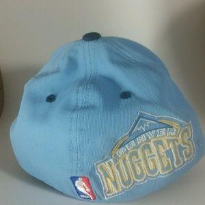 da1ed4089cf Adidas Accessories - DENVER NUGGETS ADIDAS CAP HAT SIZE S   M BLUE YELL